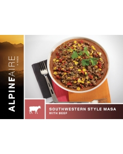 AlpineAir Southwestern Style Masa with Beef