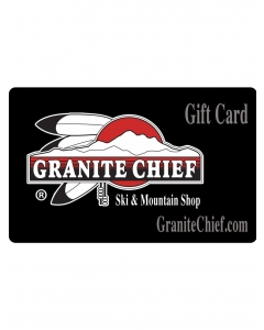 Granite Chief Gift Card $100