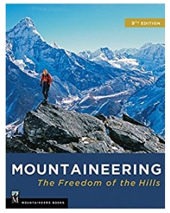 Mountaineering | The Freedom of the Hills, 9th Edition