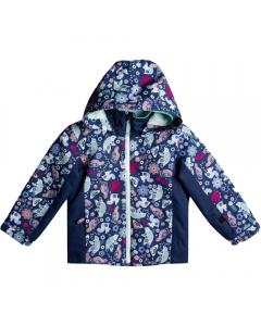 Roxy Girl's 2-7 Snowy Tale Snow Jacket