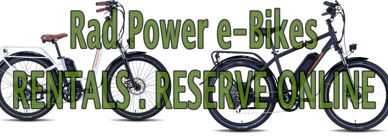 Rad Bike Rentals