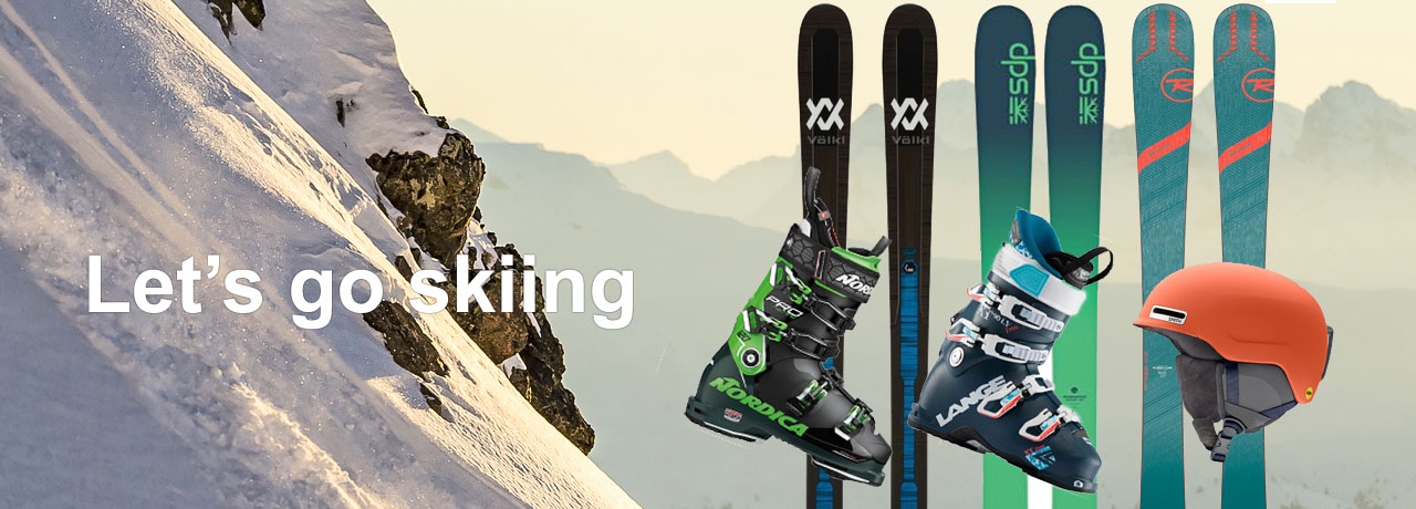 Let's Go Skiing