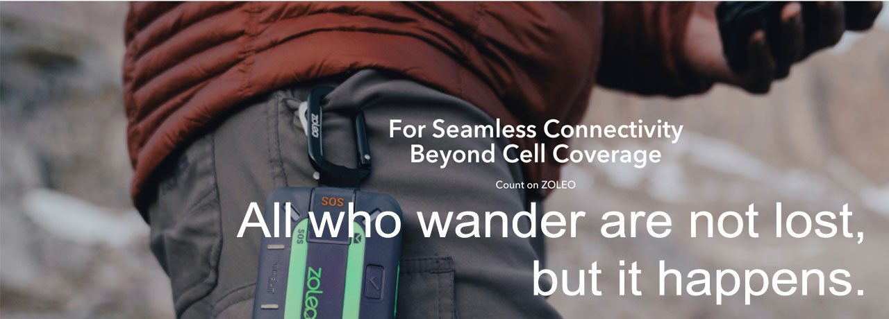 ZOLEO Seamless connectivity beyond cell coverage