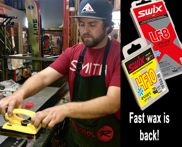 Swix Wax back in the USA