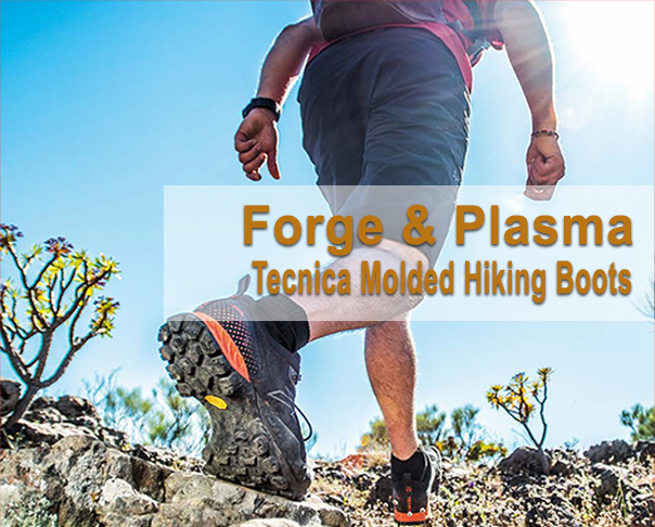 Tecnica Forge and Plasma Hiking Boots