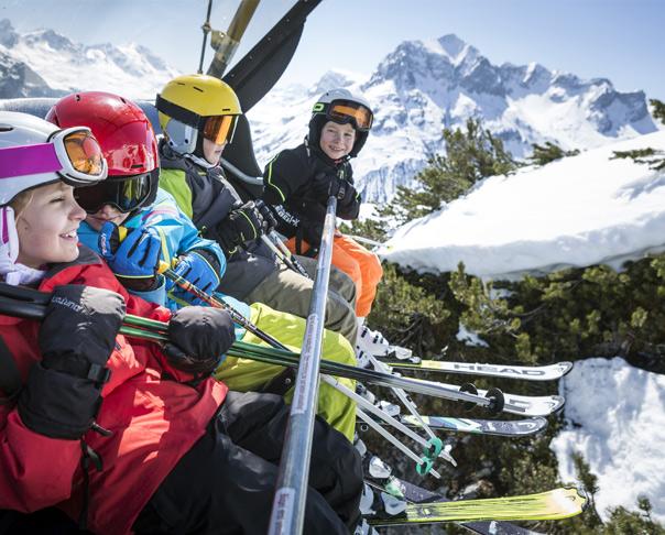 Granite Chief Ski Team & Ski Coach Discount Day