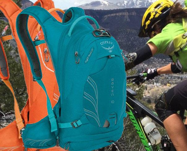 Osprey Women's Raven 10 Mountain Biking Backpack Review