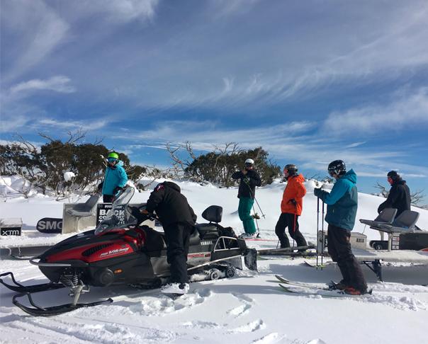 Backcountry Skiing Australia