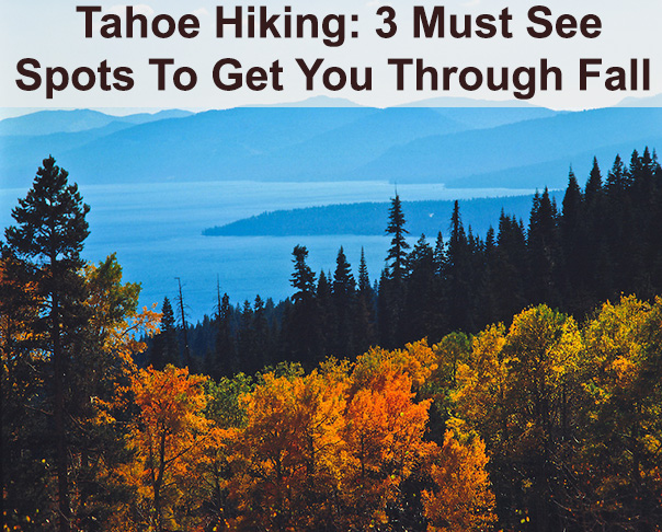 3 Awesome Fall Hikes