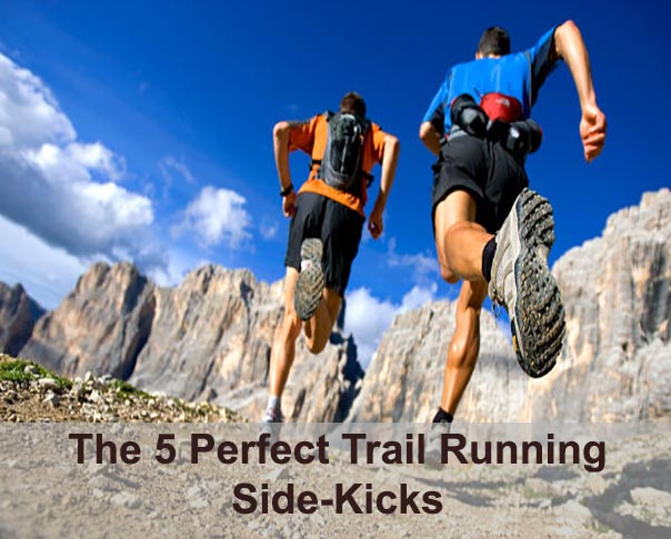 5 Perfect Trail Running Sidekicks