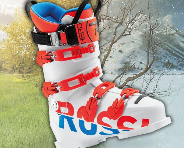 Rossignol Hero WC Ski Boots