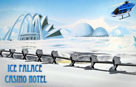 Squaw Valley's ICE PALACE GRAND CASINO in the works.