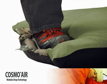 Product Testing Mission Complete | 5 Stars for Nemo Cosmo Air & Pillowtop