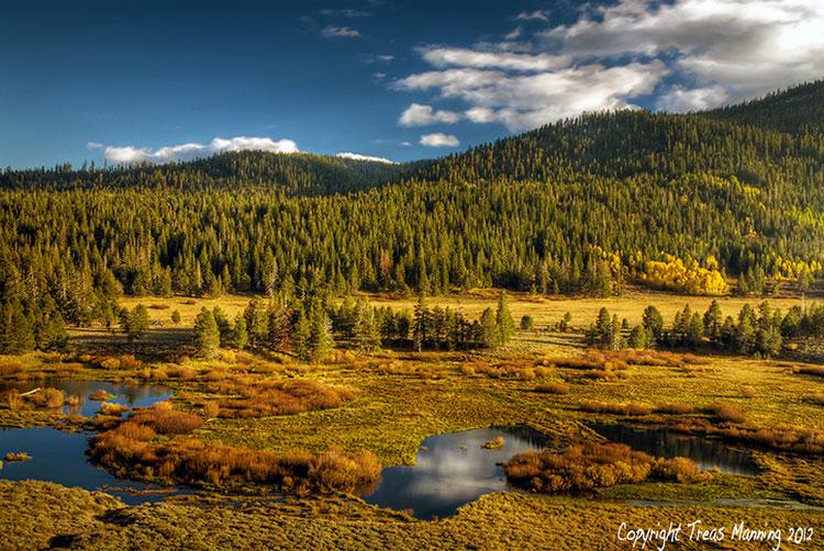 Fall & All Its Color at Beautiful Lake Tahoe & Truckee
