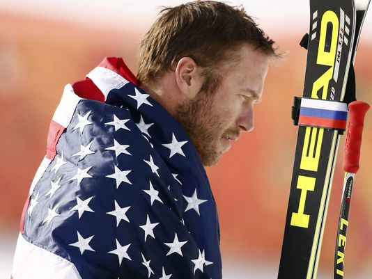 "Bode Miller Takes Home a Bronze! Christine Cooper and NBC Cameramen Take Home an ""F""..."