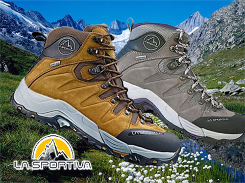La Sportiva Thunder III GTX...passing the test...I like these boots
