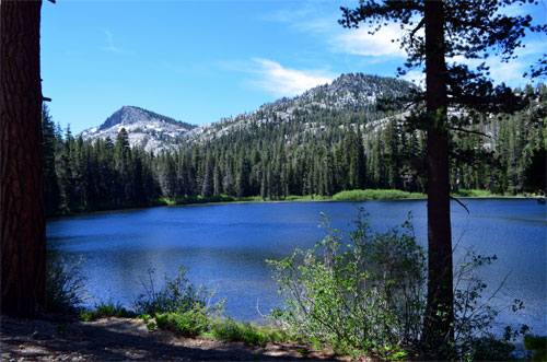 Lake Genevieve, One of Our Favorite Summer Hikes