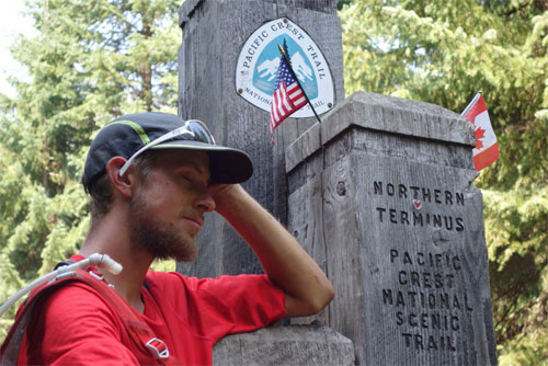 Breaking Record Times On the Pacific Crest Trail