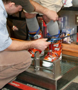 Fit-All Ski Boot Fitting Doesn't Fly At The Chief, and here's why...