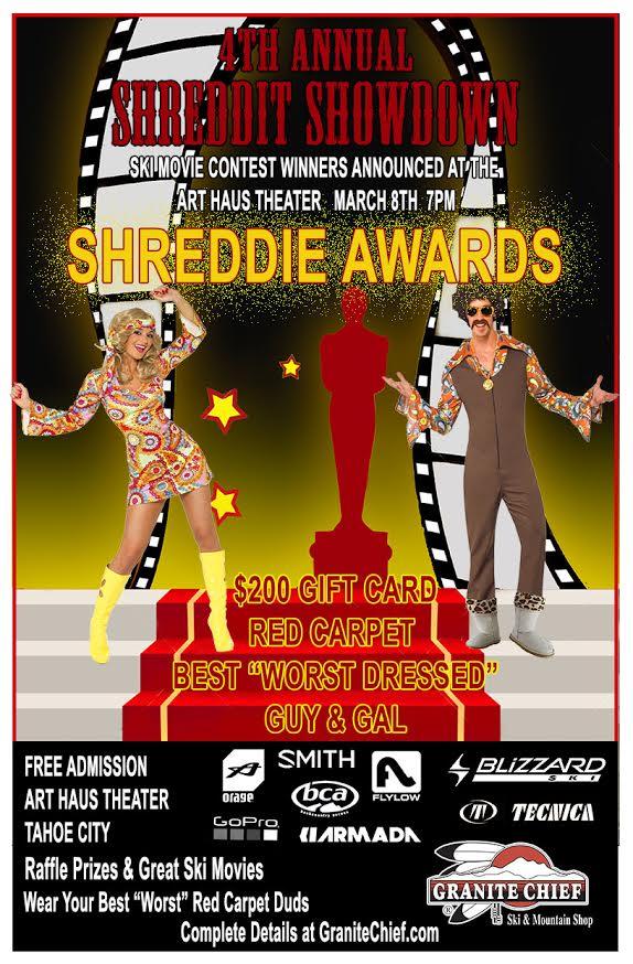Shreddie Awards | Shreddit Showdown Awards Ceremony