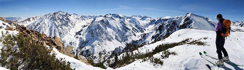 Sierra Backcountry Ski | One Yurt, and an Abundance of Smiles
