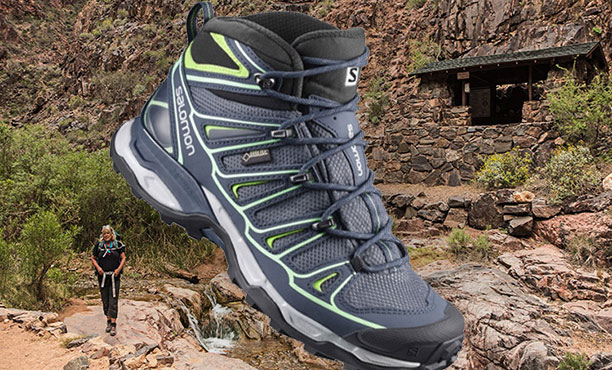 Seven Reasons Why Salomon's X Ultra Mid 2 GTX is My All time