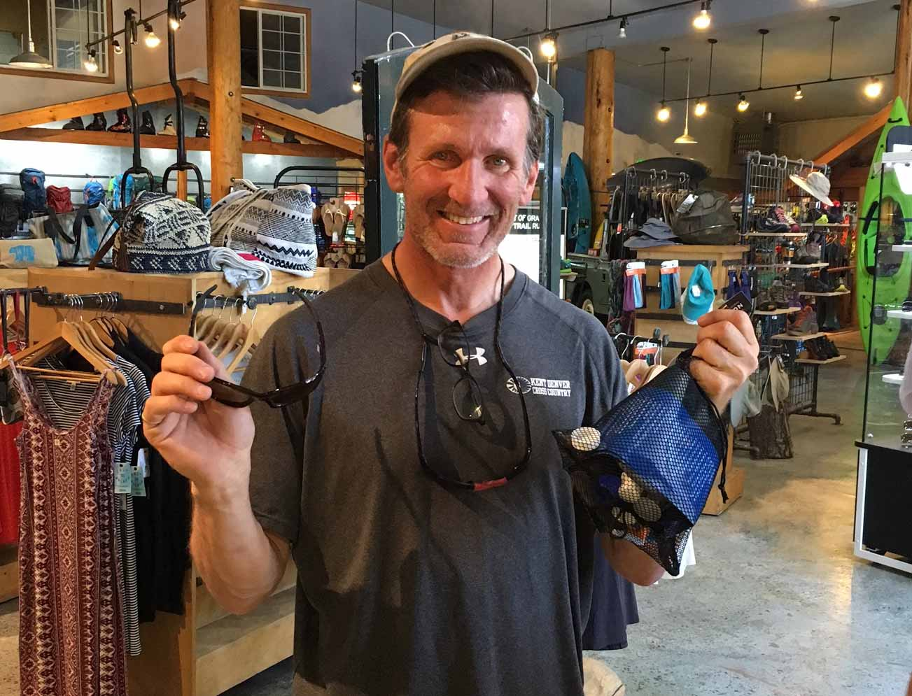 Thru-Hiking The Pacific Crest Trail | Re-stocking at Granite Chief