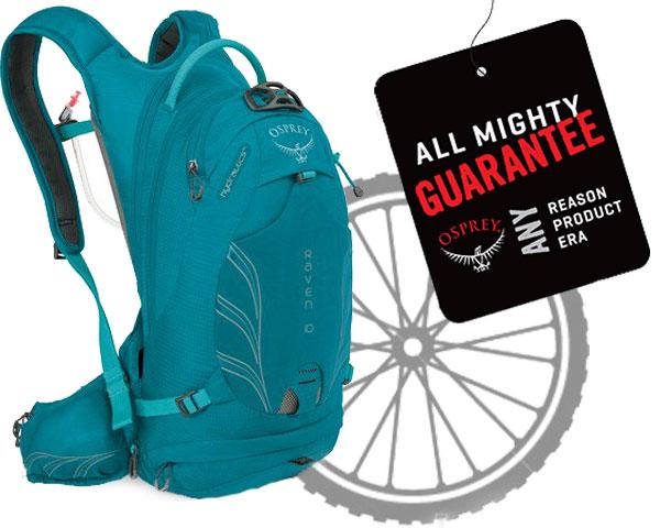 Osprey Packs Women's Raven 10   A Bike Hydration Pack for Girls