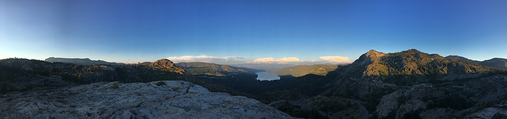 Rock Climbing Donner Summit
