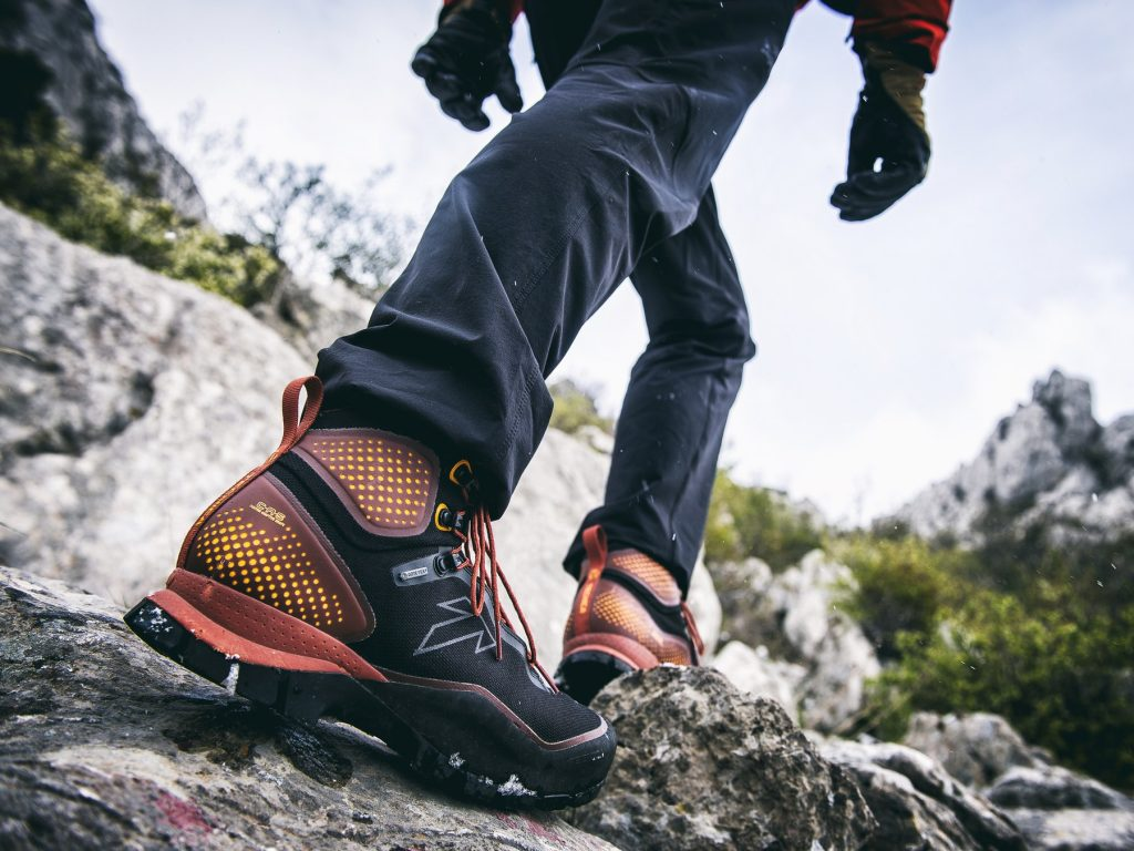 The Tecnica Forge GTX - A custom hiking boot in a league of its own.