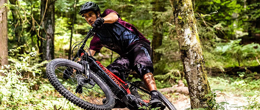 Introducing Rossignol's E-Track 27+ and E-Track Trail Bikes | electric mountain bikes from the people who know FAST!