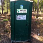 Granite Chief's Community Outhouses