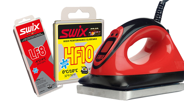 SKI RACERS REJOICE! SWIX HF and LF WAX, EPA and TSCA Compliant
