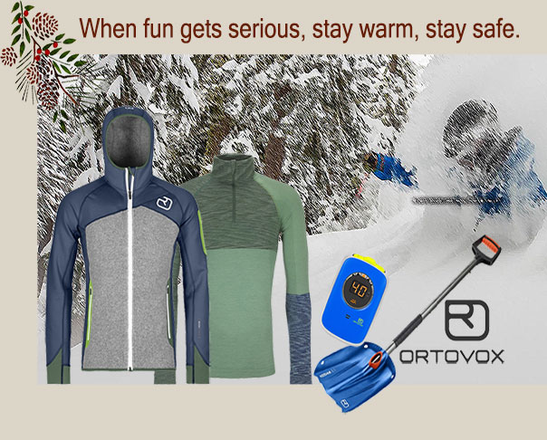 ORTOVOX BASELAYER | Four New Mountain Essentials