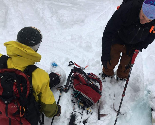 Matt Hedley Describes Backcountry Mis-Adventure and Five Hour Trip Back to the Car