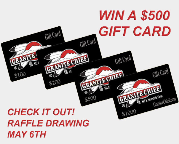 We're Giving Someone an Extra $500 with their Gift Card Purchase of $100 or More!