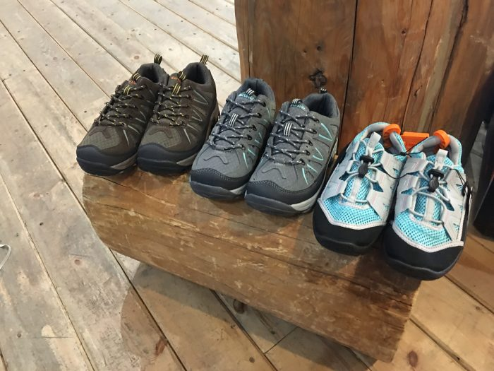 Kids Hiking And Water Shoes Are Here!