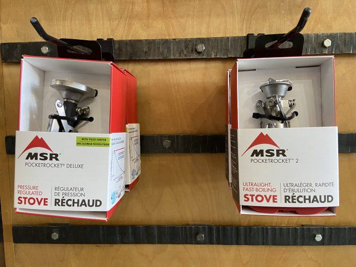New MSR Pocket Rocket Stoves Have Arrived!