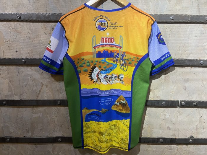 Tahoe-Pyramid Trail Jersey Just Arrived!