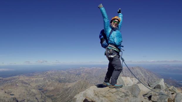 A Grand Journey | Kira Brazinski's Grand Climb