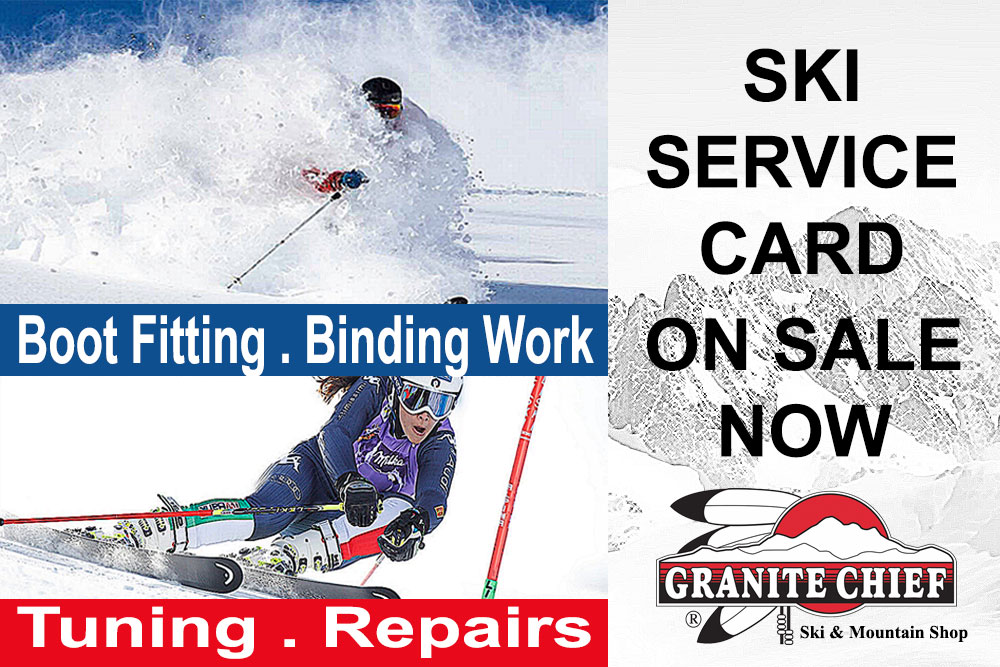 Annual SKI SERVICE CARD Sale | Save up to 50%
